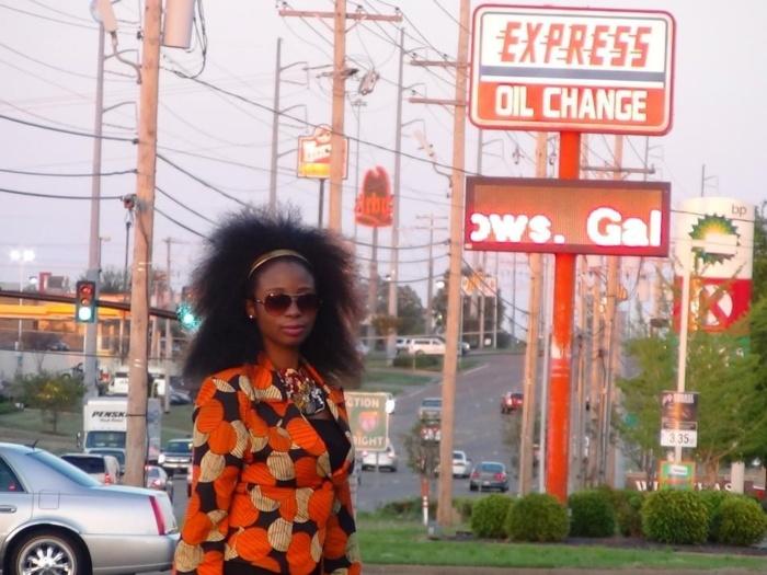 Adiouza Diallo à Memphis