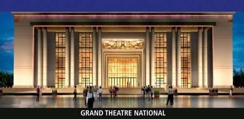 Grand Théâtre de Dakar : Un analphabète remplace un Docteur d'Etat!