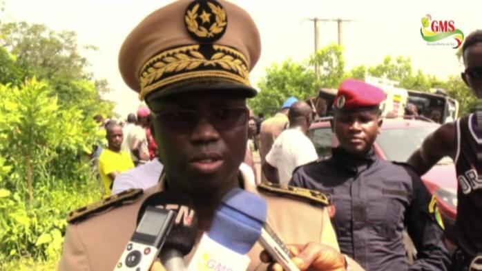 Babacar Ndiaye, préfet de Bignona : « La gendarmerie a ouvert une enquête pour connaître les causes du décès de ce jeune homme (18 à 20 ans) »