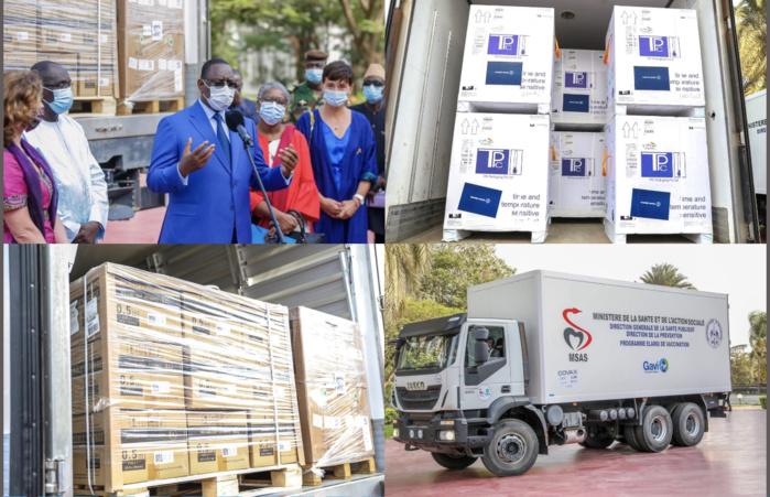Vaccins acquis par le Sénégal à travers le mécanisme Covax : Don ou achat ?