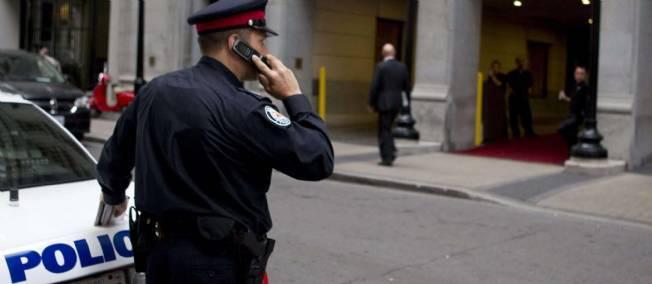 Le Canada déjoue un projet d'attentat contre un train