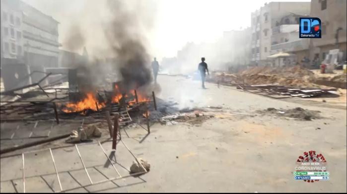 Koungheul-Nioro : Des manifestations secouent les deux départements.