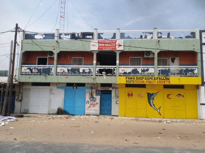 Manifs : Rfm-Mbacké attaquée...