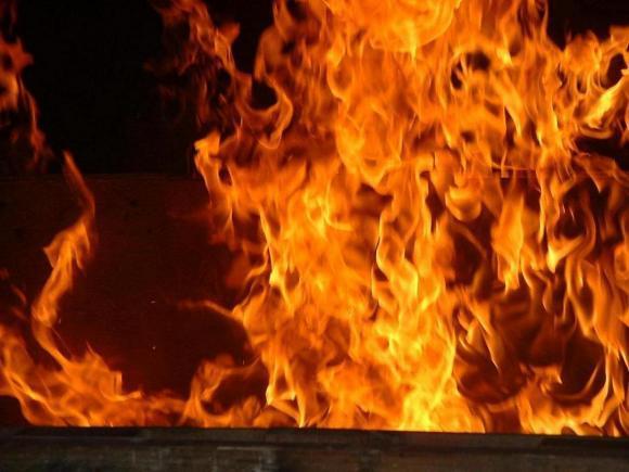 Dernière minute: Violent incendie au marché Grand Dakar