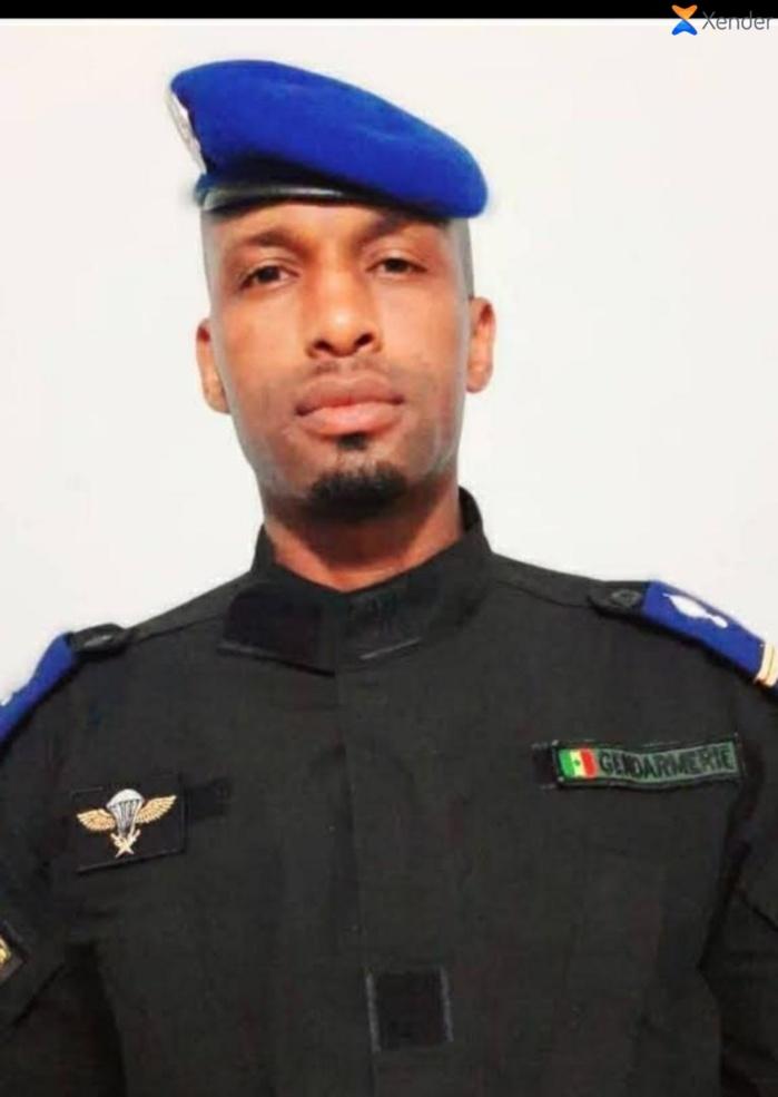 Rudes affrontements devant la caserne Samba Diéry Diallo : Voici l'élément du GIGN blessé à la main par une grenade offensive