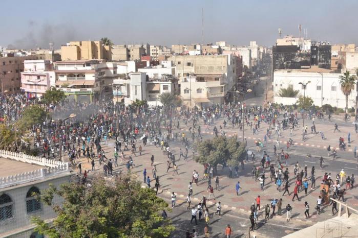 Manifestations au Sénégal : L'APR dénonce «une furie sauvage, subversive et insurrectionnels, des groupuscules de surexcités»