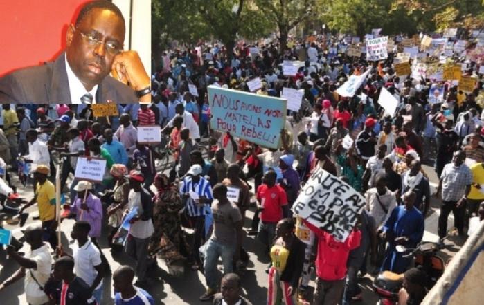 Mobilisation réussie du Pds: Le Palais briefé sur la démonstration de force, prépare la riposte