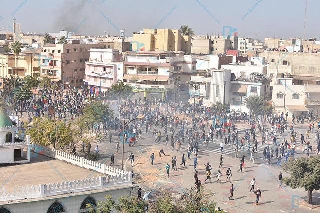 Manifestations au Sénégal : APR Guédiawaye «condamne avec la plus grande vigueur les actes intolérables de vandalisme et de brigandage de ces derniers jours»
