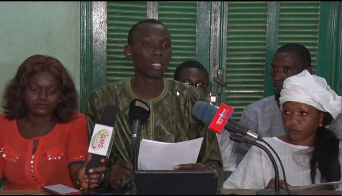 Ziguinchor / Manifestation de la population : Les jeunes de la mouvance présidentielle appellent à un décryptage lucide.