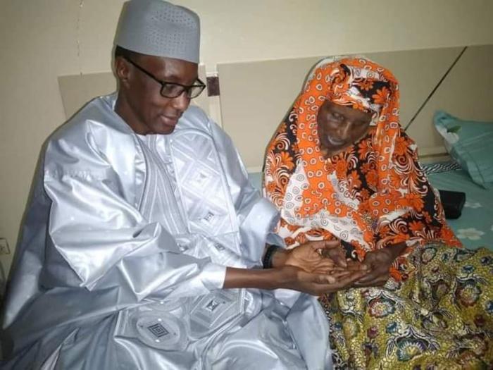 NÉCROLOGIE  / Mamadou Mamour Diallo en deuil  !