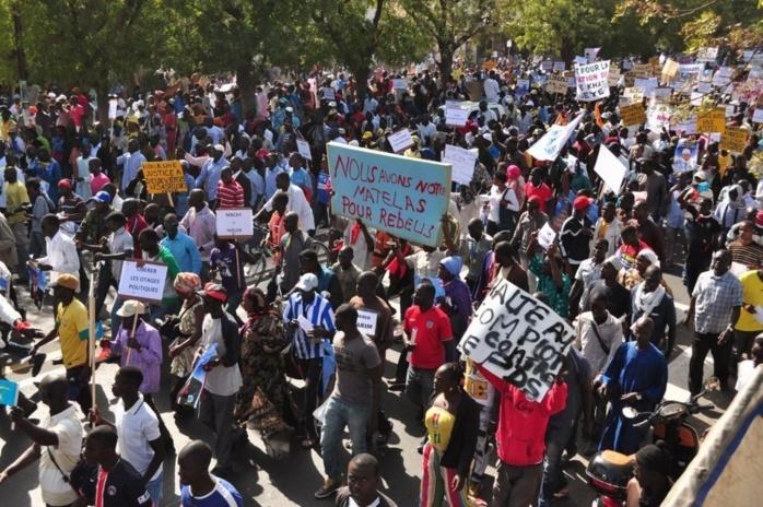 Marche du PDS : Quand les bourreaux se recyclent