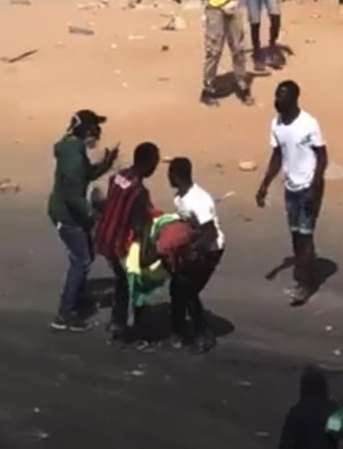 Manifestations aux Parceilles Assainies : Un jeune reçoit une balle dans la tête et meurt sur le coup.