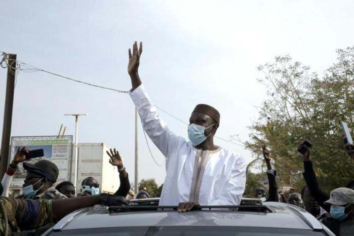 Marche du 8 mars à la place de la nation : Ousmane Sonko invite le peuple sénégalais à y participer massivement.