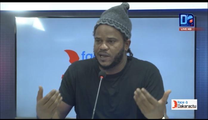 Manifestations : Cyril Touré dit «Thiat» de Y'en a marre et Cie libérés.