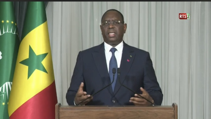 Macky Sall sur les manifestations : «L'Etat va indemniser les familles des victimes et prendra en charge les soins des blessés»