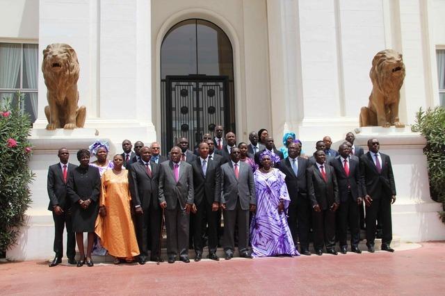 Communiqué de réunion du Conseil des ministres du 25 Avril 2013