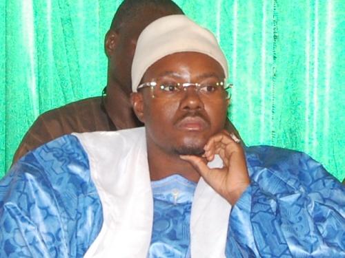 COMMUNIQUE DE PRESSE: Le Porte-parole du Khalife Général des Mourides auprès de la famille du défunt Grand Serigne de Dakar, El Hadji Bassirou Diagne Maréme Diop
