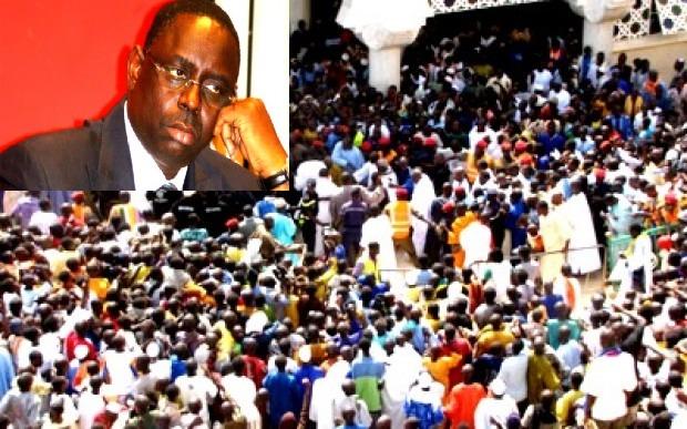 En croisade contre le beau père de Macky Sall: Les habitants de Diamniadio face à la presse aujourd'hui