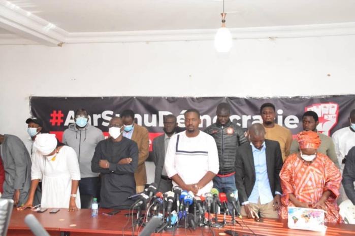 Instabilité politique et sociale au Sénégal : Ces mesures fortes prise par le M2D.