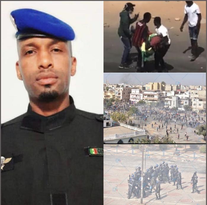 Décès, mutilations et blessures lors des manifestations : Quel sort pour l'agent du GIGN Mohamed Ka ? Quid des victimes civiles ?