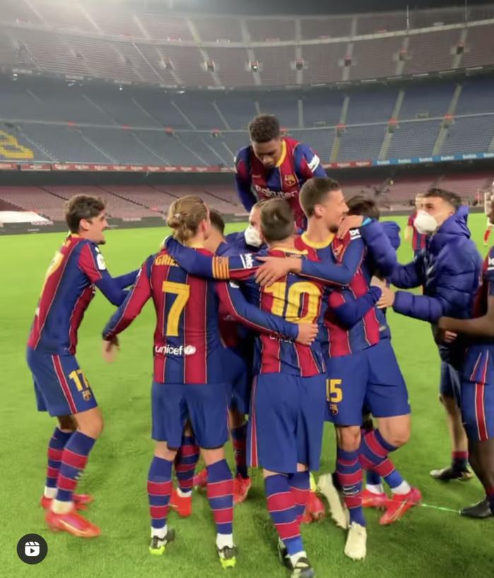 Ligue des champions / PSG - Barça : Les catalans rêvent secrètement d'une « remontada » au Parc des Princes…