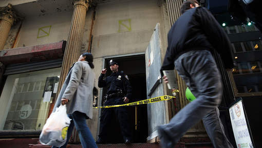 Un morceau d'un avion du 11 septembre découvert à New York