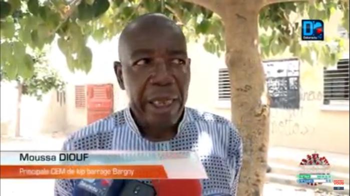 Nécrologie : Décès de Moussa Diouf, principal du Cem de Bargny Kip Barrage