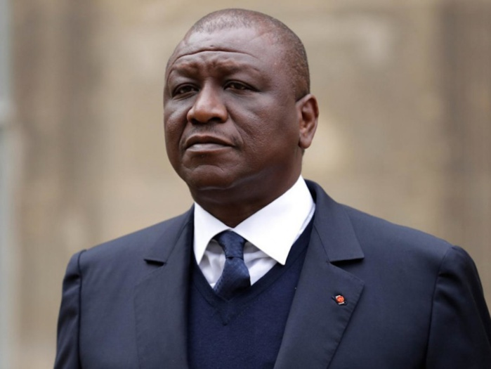Décès d'Hamed Bakayoko, le Premier ministre ivoirien.