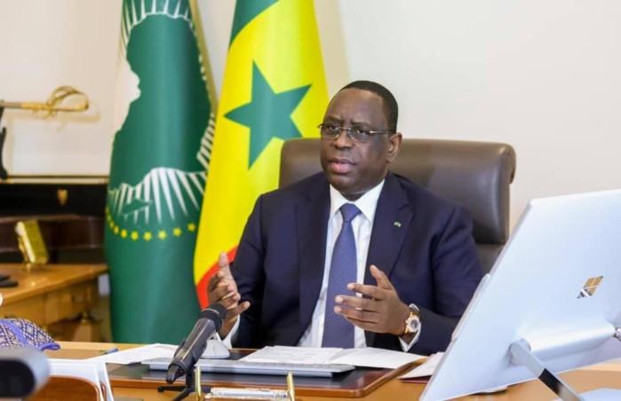 SÉNÉGAL : Le Président Macky Sall décrète un deuil national ce jeudi.