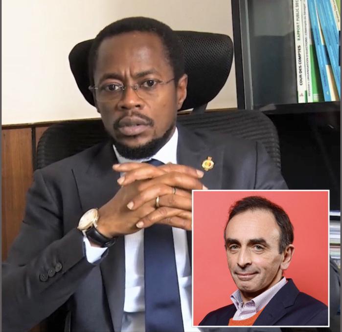 Sortie de Éric Zemmour sur la libération de Sonko : Abdou Mbow le range dans le camp des extrémistes  « qui n'ont pas leur place dans le jeu démocratique »