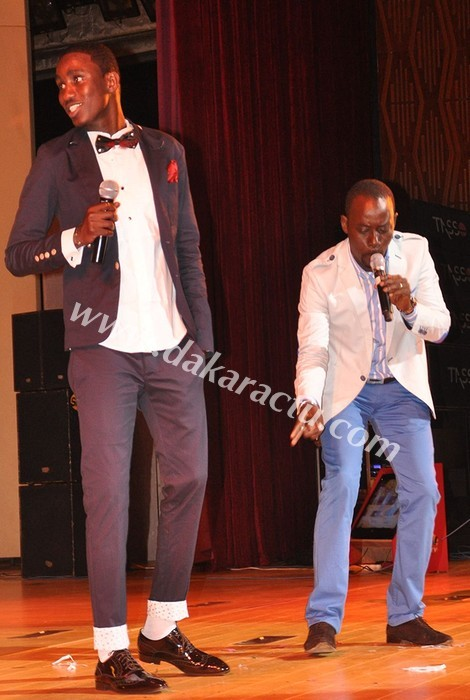 Les images de l'anniversaire de Wally Ballago Seck au Grand Théâtre National