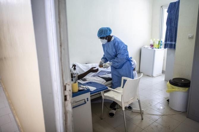 Afrique de l'ouest : «Chaque heure, 11 travailleurs de la santé contractent la Covid-19» (Oms)