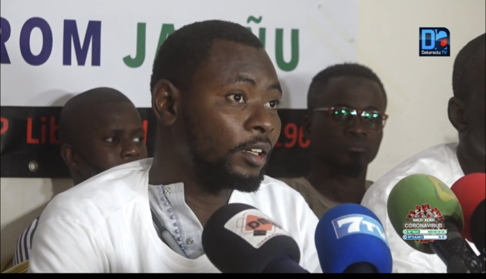 SÉNÉGAL : Le collectif Noo Lank exige du président qu'il démente la thèse du terrorisme.