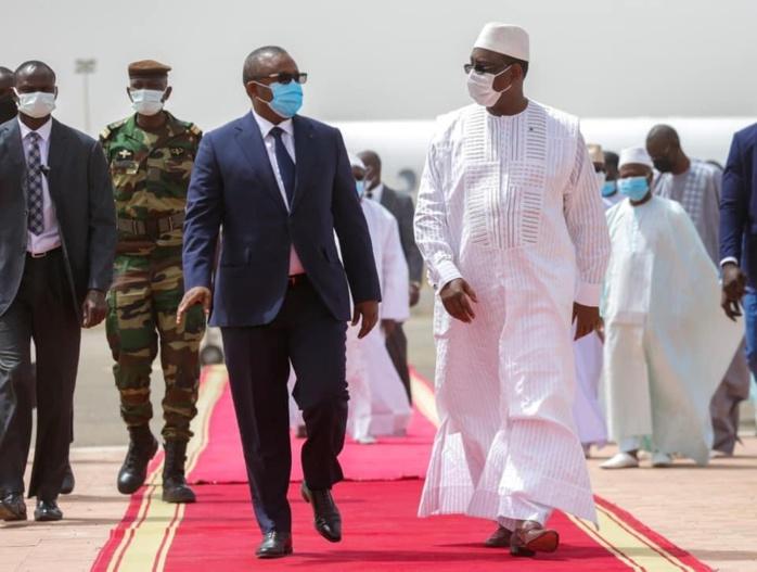 Émeutes de Dakar : Les Présidents Barrow de la Gambie et Embalo au Sénégal pour soutenir le Président Macky Sall.