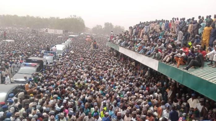 Gamou Nigéria 2021: La naissance de Cheikh Al Islam commémorée à Sokoto. (Images).