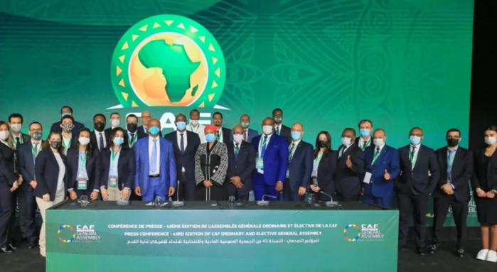 43ème AG élective de la CAF : Patrice Motsepe installe son équipe, les nominations officielles entérinées...