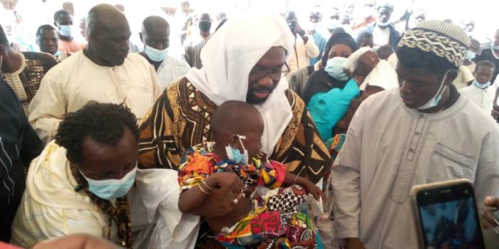 Ziarra Abdou Khadre Dieylani : Les fils de feu Cheikh Mouhidine Samba Diallo perpétuent les œuvres de leur père.
