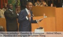 Election président Chambre de Commerce : Abdoul Mbaye, le Directeur de Campagne de Lamine Niang