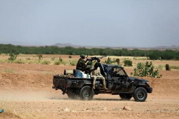 Attaques Jihadistes : 58 personnes tuées près de la frontière Malienne.