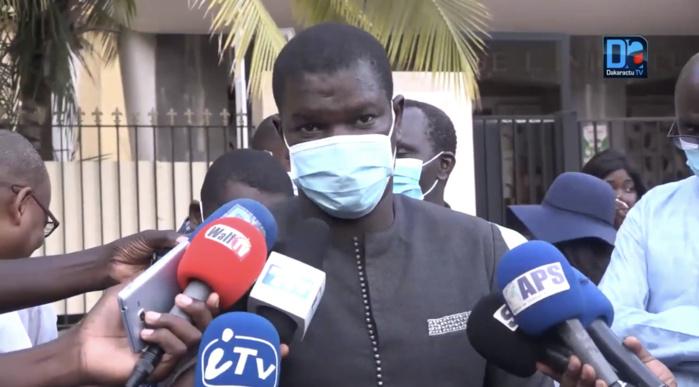 Coup de gueule du SG du Synpics Bamba Kassé : « La liberté de la presse est piétinée dans une république démocratique...lorsque les journalistes réagiront... »