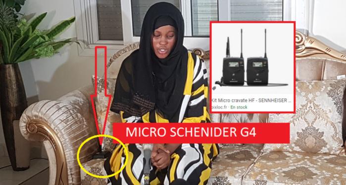 «Utilisation de micro-enregistreur par Adji Sarr» durant son entretien avec des médias : Leral.net dément et précise...