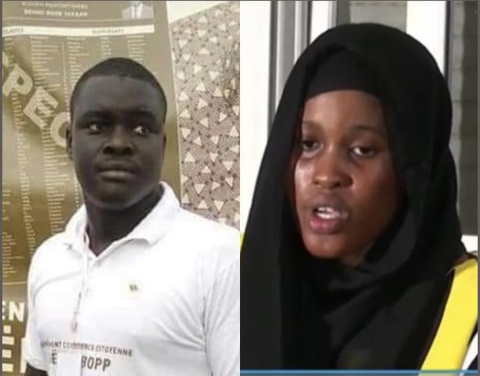 Adji Sarr sur sa relation avec Sidy Ahmed Mbaye : «C'est plus qu'un frère pour moi... Ce qu'il m'a dit le jour où je lui ai fait part de ce problème...»