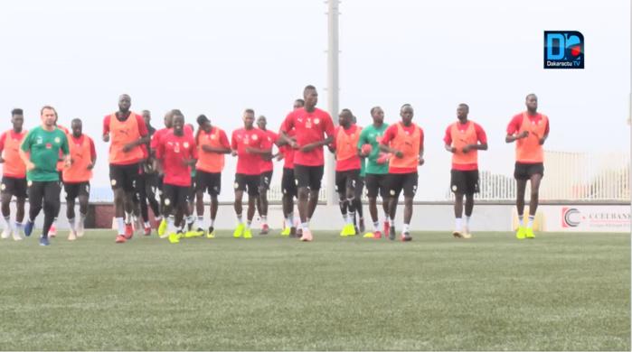 Éliminatoires CAN 2022 : Les lions en regroupement à Paris à partir du 22 mars avant de rejoindre Brazzaville.