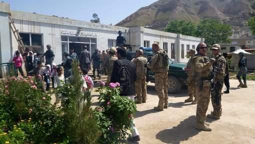 Une bombe tue cinq soldats de l'Otan en Afghanistan
