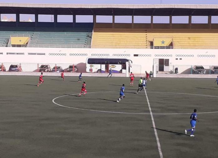 11ème journée Ligue 1 Sénégalaise : Dakar Sacré-Cœur enfonce Niary Tally (1-0).
