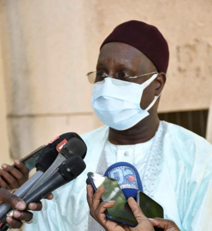 AG de BBY à Pikine : Le discours de Abdou Karim Sall.