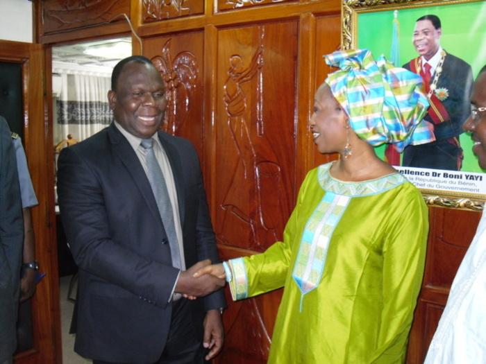 Benin - France : Rencontre François Hollande et Patrice Talon à l ...