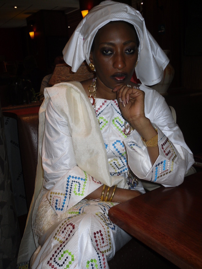Les images de la tourn e de seynabou gaye tour ministre for Ministre de l exterieur