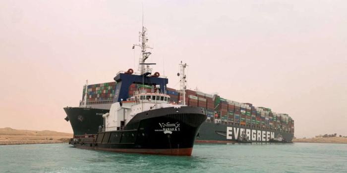 Blocage du Canal de Suez par un cargo chinois : quelles conséquences sur l'approvisionnement en pétrole pour le Sénégal ?