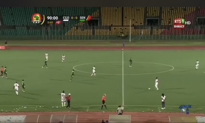 Éliminatoires CAN 2022 / Groupe i : Le Sénégal signe un décevant match nul 0-0 contre le Congo Brazzaville